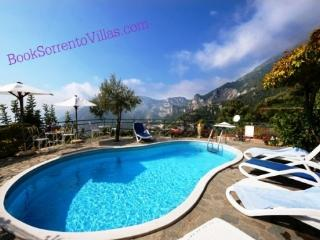 GODS VILLAS - AMALFI COAST - Positano (Nocelle) - Italy vacation rentals