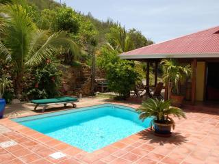 Apiano at Grand Fond, St. Barth - Tropical Garden, Calm, Private - Grand Fond vacation rentals