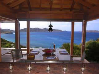 Bali at Pointe Milou, St. Barth - Ocean View, Amazing Sunset Views, Covered Pool - Pointe Milou vacation rentals