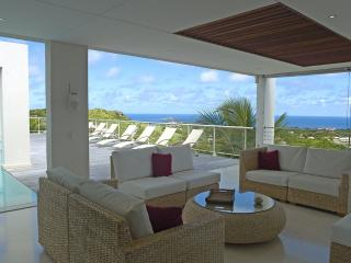 Eclipse at Vitet, St. Barth - Ocean View, Private, Gourmet Kitchen - Vitet vacation rentals