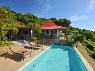 Hurakan at Colombier, St. Barth - Ocean View, Amazing Sunset Views, Very Private - Colombier vacation rentals