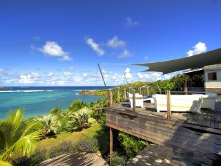 Indian Song at Petit Cul De Sac, St. Barth - Ocean View, Private Beach, Tennis - Petit Cul de Sac vacation rentals