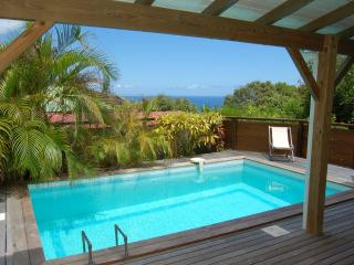 Kena at Colombier, St. Barth - Ocean View, Short Drive To Beach, Good Value - Colombier vacation rentals