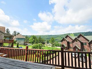 Illustrious 4 bedroom log home located in the heart of McHenry. - McHenry vacation rentals