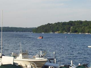 My Grandma's Cottage--one row off Geneva Lake - Powers Lake vacation rentals