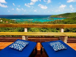 5 bed | 5 bath | large villa w/ pool and sea views (v) - Saint Vincent and the Grenadines vacation rentals