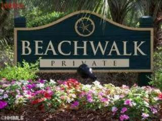 Beautiful Remodeled 2-BDR Beachwalk Villa - Hilton Head vacation rentals