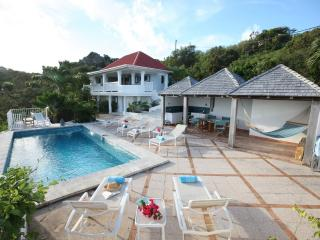 Les Petits Pois at Colombier, St. Barth - Ocean View, Cool Breeze, Gourmet - Colombier vacation rentals