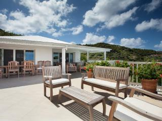 Luz at Lorient, St. Barth - Ocean View, Amazing Sunset Views, Long Lap Pool - Lorient vacation rentals