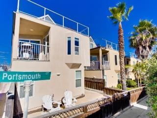 Nautical Beach House - Mission Beach Vacation Home - Pacific Beach vacation rentals