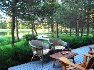 Beautiful Riverfront home - Bend vacation rentals