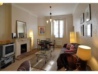 Lounge and Inside Dining area - 2 Bedrooms with terrace - in the Heart of Antibes - Antibes - rentals