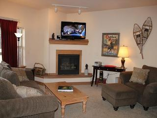 DLC1 Fantastic Condo w/ Wifi, Fireplace, King Bed, Common Hot Tub - Frisco vacation rentals