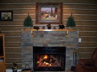 1 BR C105 Condo Log Cabin Look - Gatlinburg vacation rentals
