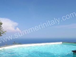 Villa Venusia Grande - Sant'Agata sui Due Golfi vacation rentals