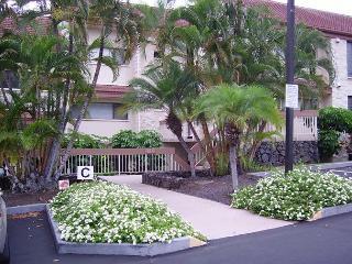 Keauhou Punahele C102  Spacious, serene, 2 b/r Kona Hawaii condo - Kailua-Kona vacation rentals