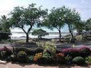 Holualoa Bay Villas 103 See the ocean from your private lanai - Kona Coast vacation rentals