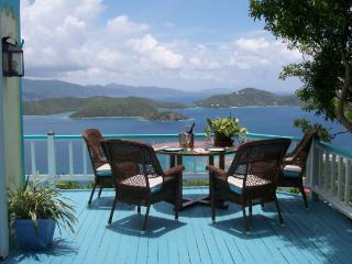 Fair Winds - Spectacular View, Private - Coral Bay vacation rentals