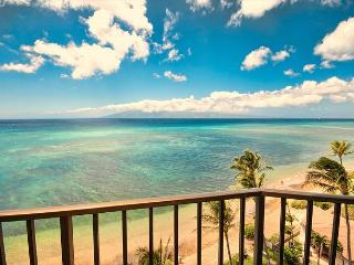 Valley Isle Resort...Ooohhhh the View!!! - Lahaina vacation rentals