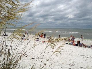 Just Steps to the Gulf of Mexico - View from Deck. - Pensacola Beach vacation rentals