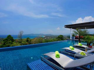 Villa Zereno Ultimate Luxury Surin Beach sea view - Phuket vacation rentals