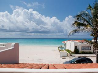Great Value 4 Bedroom Beach Front Home - Playa del Carmen vacation rentals