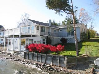Vineyard Cottage on Cayuga Lake - Finger Lakes, NY - Cayuga Lake vacation rentals