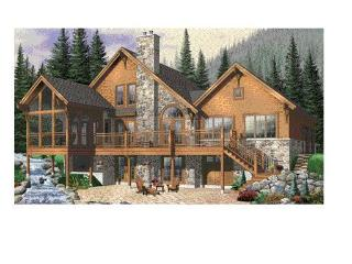 Rustic Elegance in a Custom Designed Mountain Home - Fletcher vacation rentals