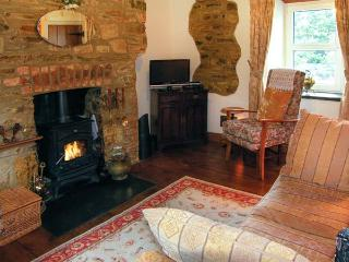 JOHNNY'S COTTAGE, woodburner, enclosed garden with stream in St. Clears, Ref 18894 - Saint Clears vacation rentals