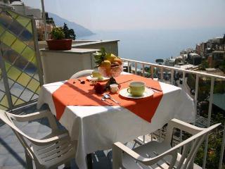 Beautiful 1 bedroom Positano Apartment with Internet Access - Positano vacation rentals