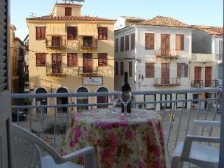 2-bedroom apartment with balcony in old Nafplio - Nauplion vacation rentals