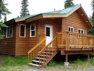 Cozy Cabin with a Mountain View - Image 1 - Cooper Landing - rentals