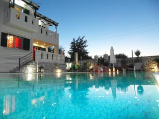 Private pool villa,view to the sea, free wi-fi - Agios Nikitas vacation rentals