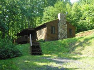 Private 2 bedroom wooded mountain cabin - Syria vacation rentals