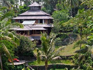 Unique River side villa Pelangi.3,4 or 5 BDR - Ubud vacation rentals