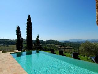 Luxury villa in Chianti, Tuscany Villa il santo - Tavarnelle Val di Pesa vacation rentals