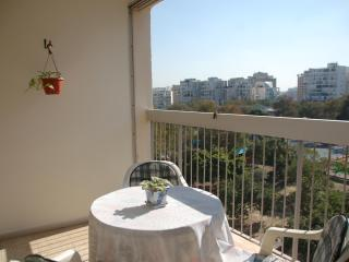 NEW 2BR 2Bath BIG BALCONY with VIEW Rav Ashi st. - Tel Aviv vacation rentals
