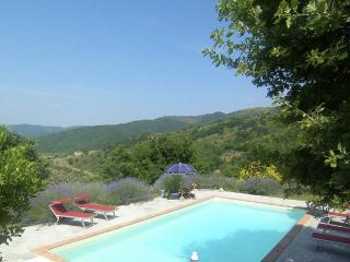 Villa Daniella, Charming & Elegant for 4-10 guests - Castiglion Fiorentino vacation rentals