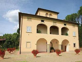 Magnificent villa in Tuscany wineyards - Pozzo di Mulazzo vacation rentals