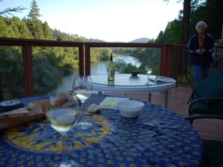 Real Neato-2bdrm hse on Russian River/wine country - Guerneville vacation rentals