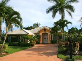 Spacious home with private pool and spa - Marco Island vacation rentals