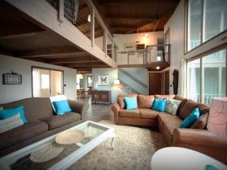 Large Beach House, Sits Right on a Sandy Beach! - Waldport vacation rentals