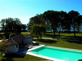 Luxury estate with pool, golf, tennis and boats! - Lesa vacation rentals