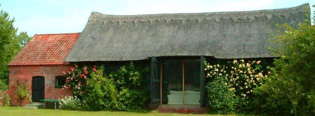 The south side of the barn - Mount Pleasant Farm Barn - Halesworth - rentals