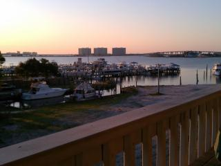 Beautiful View relax in this 3 BR with boat slip - Orange Beach vacation rentals