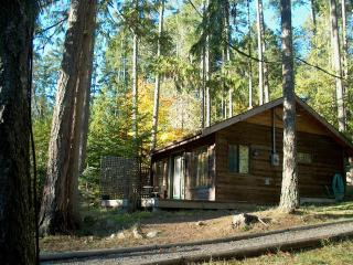 Magic Lamp Cabin on St. Mary Lake - Gulf Islands vacation rentals