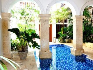 Exclusive 1BR apt. in the Old City - Colombia vacation rentals