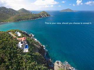 Cliffside Treehouse Private Cottage sleeps 2 - 8 - Charlotte Amalie vacation rentals