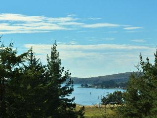 Bay View From Charming, Relaxing 5 Star Home-Large Yard and Spa! Best Rates! - Bodega Bay vacation rentals