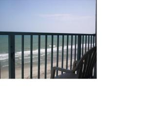 2 Bed/2 Bath Ocean Front Condo - Myrtle Beach vacation rentals